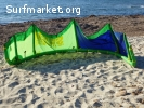 Kite North Vegas 11m y barra north 24m