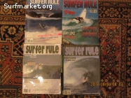 9 Numeros Surfer Rule y 1 de Surf Europe