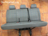 Vendo asiento tripel VW Transportert T%
