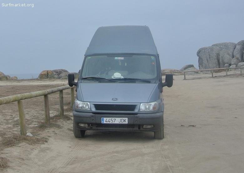 Vendo furgoneta segunda mano ford transit nugget westfalia for Vendo furgoneta camper