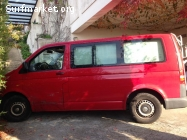 Vendo Furgo VW Transporter