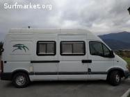 Vendo furgoneta Renault camper