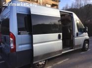 Vendo furgoneta Fiat Ducato Camper