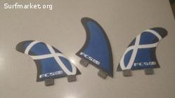 Vendidas ya!!! quillas FCS I UL-5