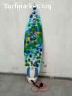 Prancha de surf Full&Cas 6'4