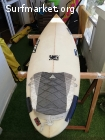 Tabla de surf Pukas Tokoro 6'0