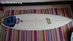 Vendo tabla Lost Sub Buggy 6'2 x 33.3L