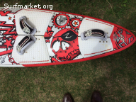 VENDO TABLA OLAS NAISH