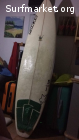Vendo tabla de surf Pukas 6'4''