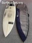 Tabla Surf Soul Viper 5'8'' x 25.8L