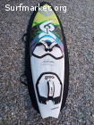 Vendo tabla windsurf Goya Custom Quad 74