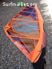 Vendo vela windsurf GA Manic HD 3.3m