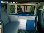 Vendo VW T5 camper