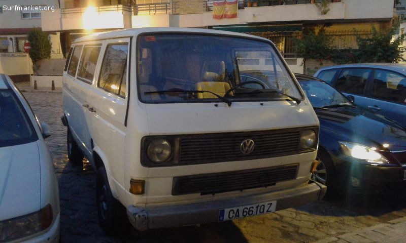 Furgoneta Volkswagen T3 Multivan Segunda Mano Sevilla Tarifa Cádiz