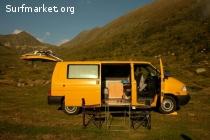 Volkswagen T4 Larga Transporter 102cv