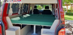 Volkswagen Camper Transporter T6 150cv