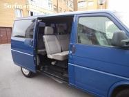 Furgoneta T4 VW Eurovan