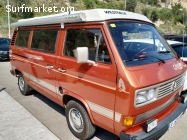 VW T3 California 1980