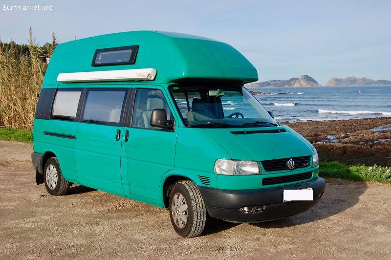 anuncios segunda mano furgonetas autocaravanas vw t4. Black Bedroom Furniture Sets. Home Design Ideas