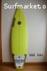 Watsay 5'8 Amarilla Flúor