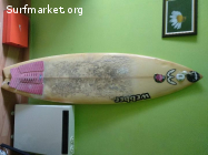 Webber Afterburner 5'10