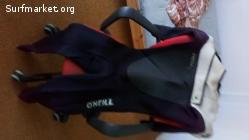 Wetsuit Oneill Psychofreak 4/3