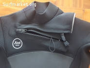 Wetsuit Xcel Infinity 2017 4/3 talla 10S