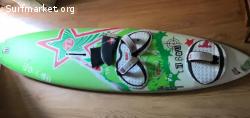 Windsurf Tabou Board 72 litros