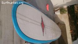 Longboard ZIPS 9'0''