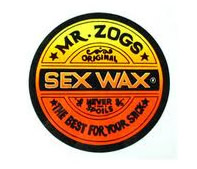 Surfshop Parafina Sexwax tabla de surf