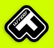 WR rider logo