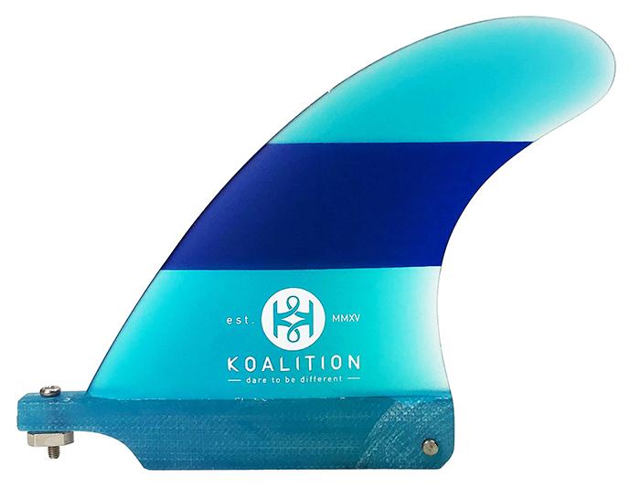 Quilla Koalition    4.5'' California Stripe