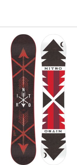 Tabla Snow NITRO Fate 147