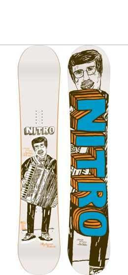 Tabla Snow NITRO  Eero Pro Model