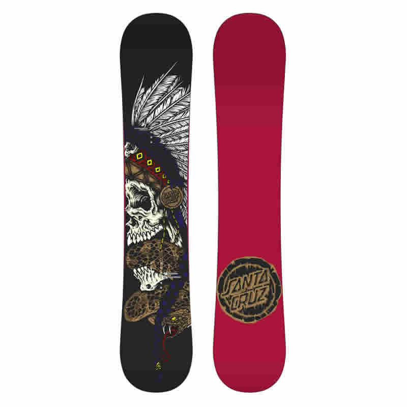 Santa Cruz Head Dress Red