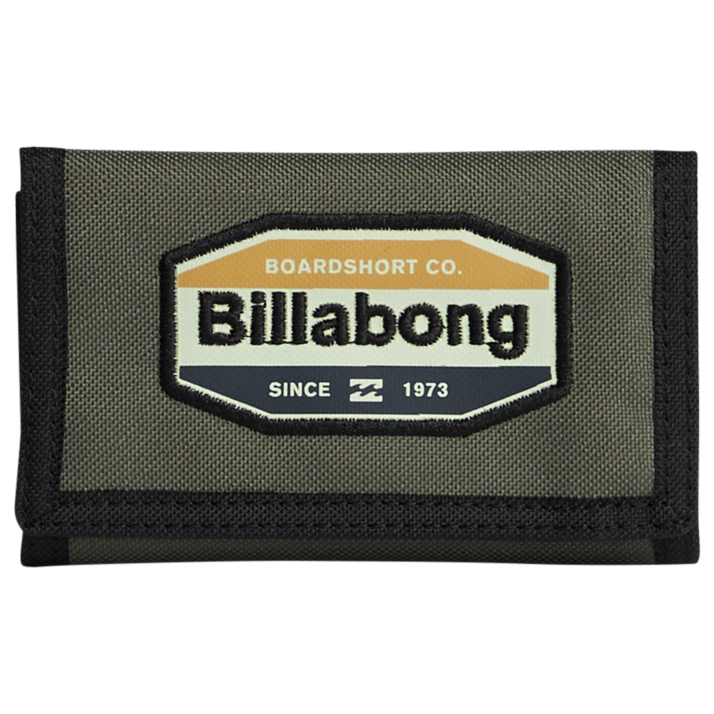 Cartera Billabong Wallet Military