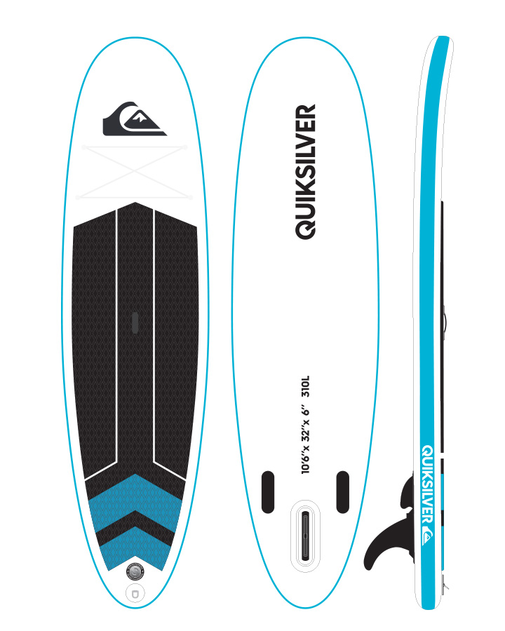 Quiksilver iSUP Paddle Surf