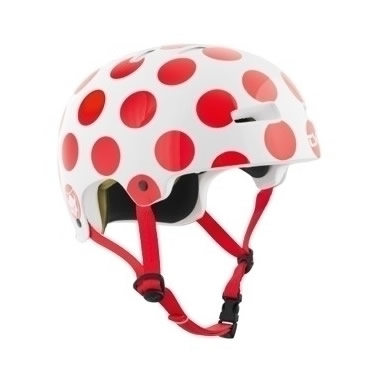 Casco TSG   Evo Red Dots