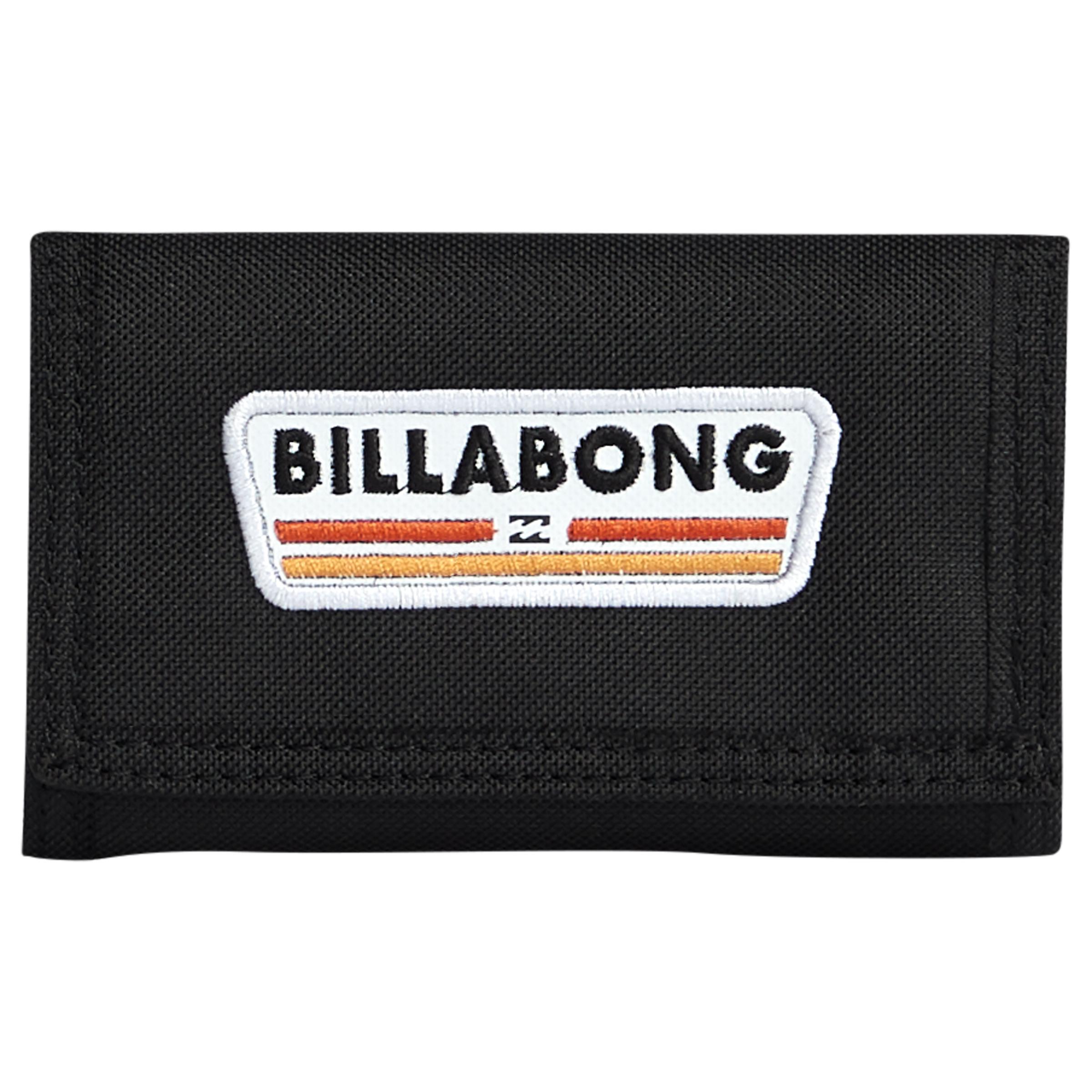 Cartera Billabong Wallet Black