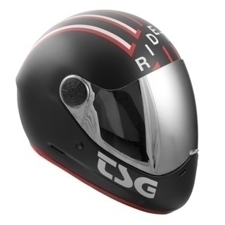 Casco TSG Pass Pro Full Head