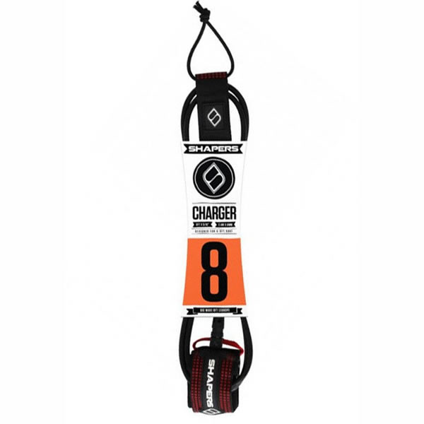 Shapers Leash 8' Charger