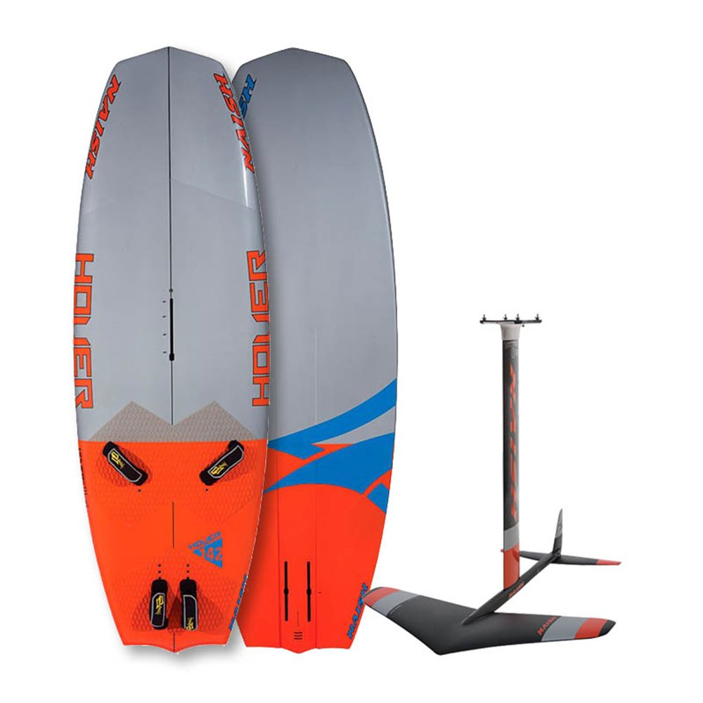 Pack 2019 Windfoil  Naish QR + Hover 122