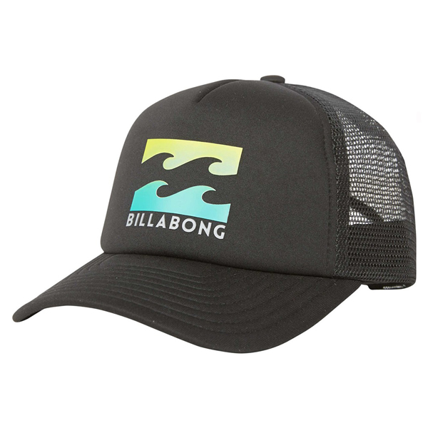 Gorra Billabong Poddium Trucker Black