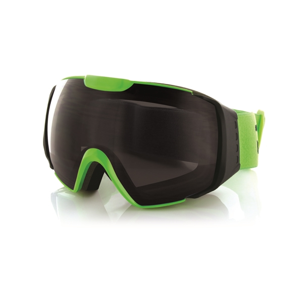 Carve snow Platinum Goggles Black Lima