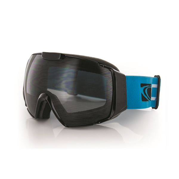 Carve snow Platinum Goggles Black Grey