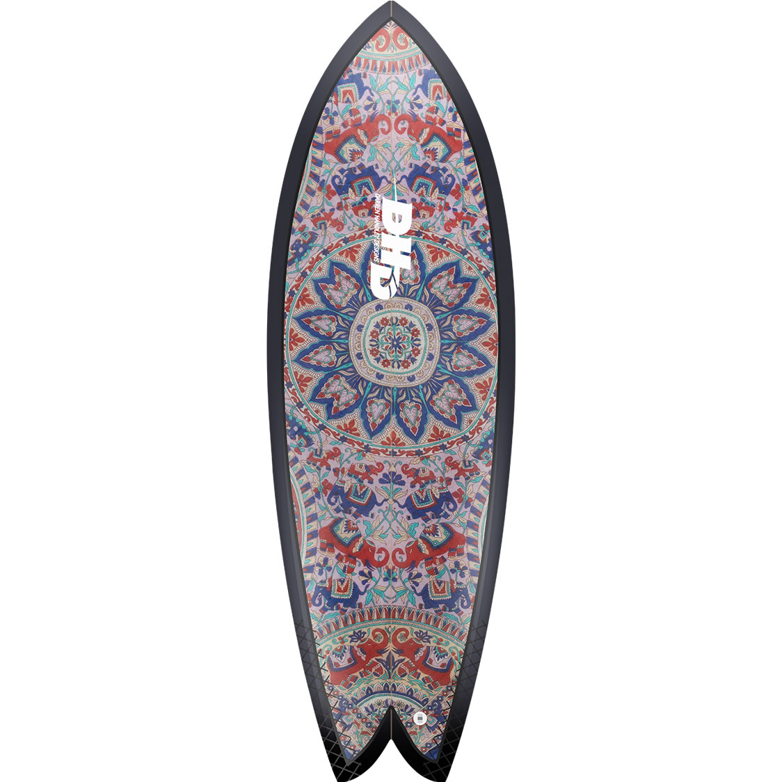 DHD Surfboards Mini Twin