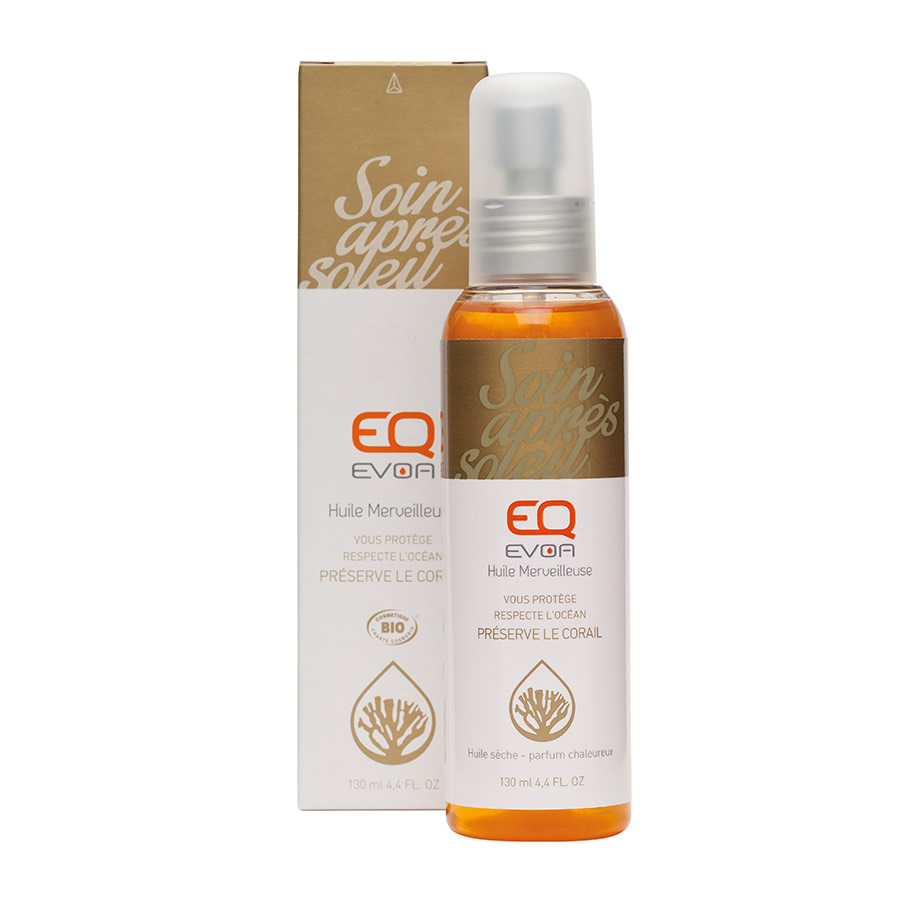 EQ Aceite After Sun Care