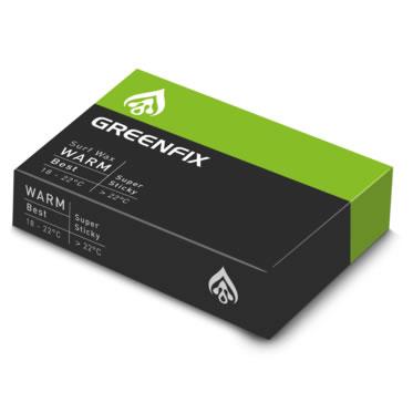 Parafina WARM GreenFix
