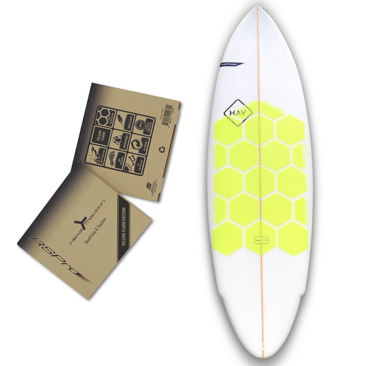 ee62b65875 Grip RSPro HexaTraction Yellow