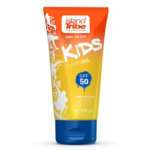 Island  Tribe   SPF 50  Gel Kids 50ml